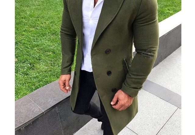 Is Long Overcoat Will Be More Helpful For Men?
